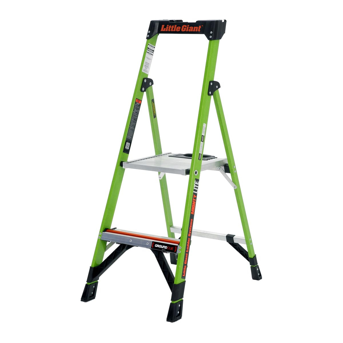 Little Giant Mightylite Ladder Type 1a Amp 1aa Mighty