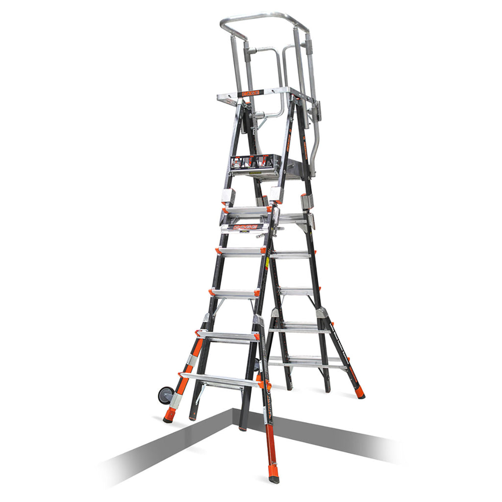 Little Giant Compact Safety Cage Type 1aa Safety Cage