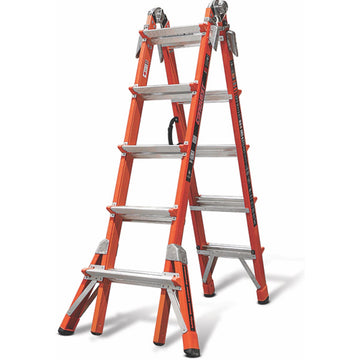Conquest Fiberglass Ladder - Type 1A