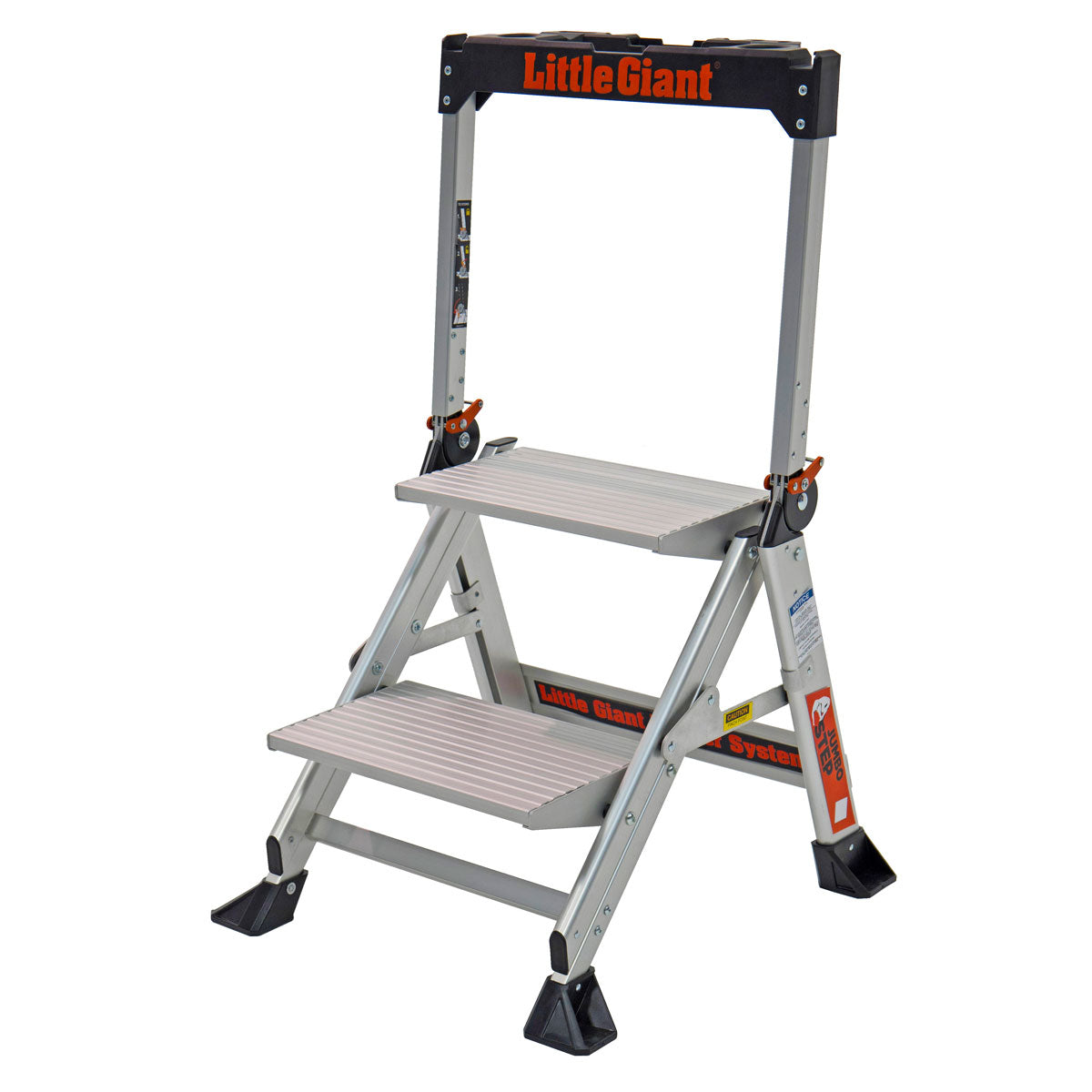 Little Giant Jumbo Step Type 1aa Jumbo Step Stools