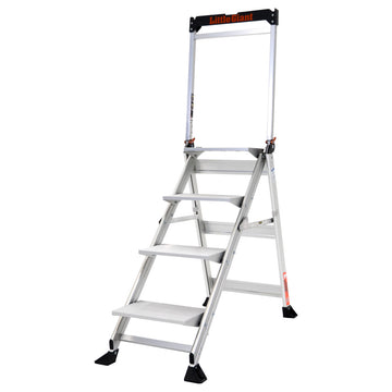 Jumbo Step Stepladder