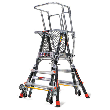 Adjustable Safety Cage - Type 1AA