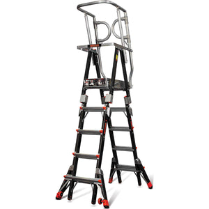 Compact Safety Cage - Type 1AA