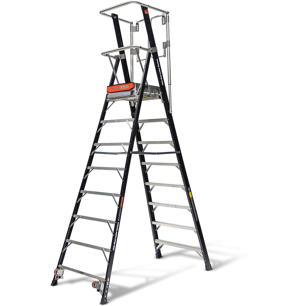 Little Giant Safety Cage Type 1aa Safety Cage Ladders