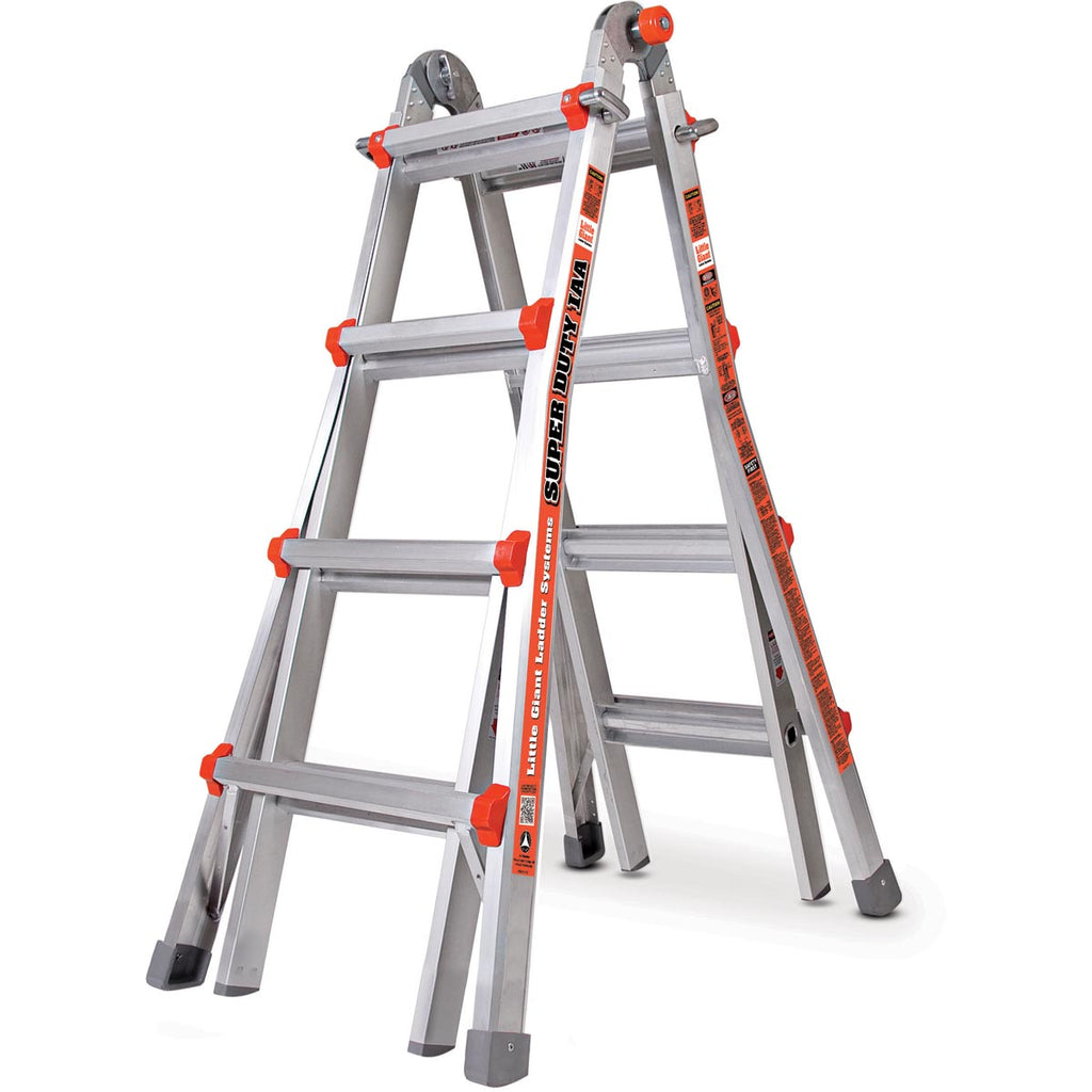 Advantages Of Credit Card >> Little Giant Super Duty Ladder | Type 1AA Little Giant Ladder