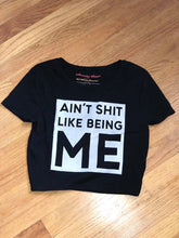 Thee Statement Crop Tee