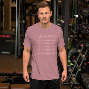 Note Worthy Short-Sleeve Unisex T-Shirt