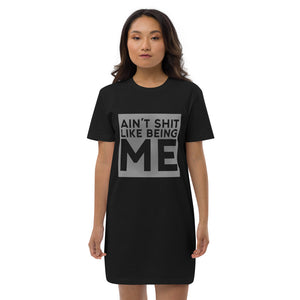 ASLBM Statement Tee Dress