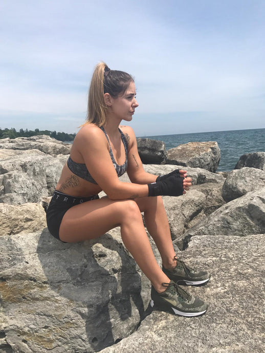 December Featured Athlete Story- Alexandra Strickland