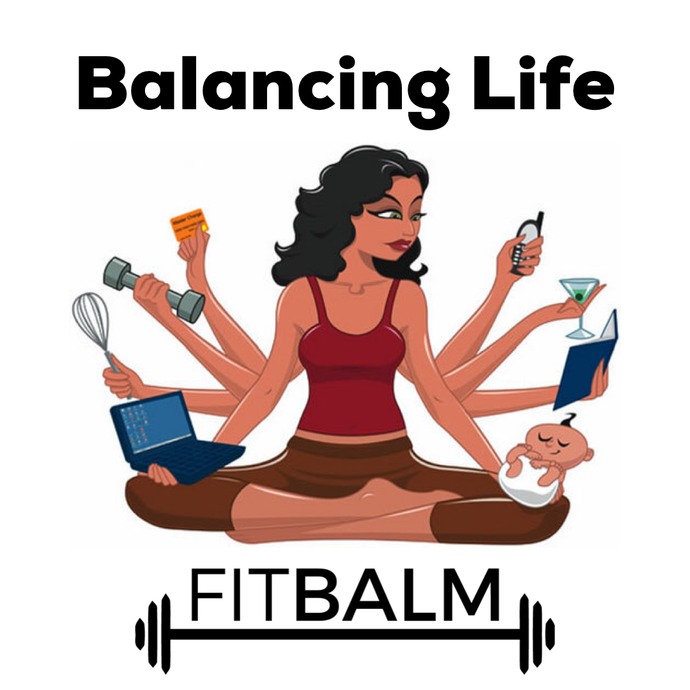 May Lifestyle- Balancing Life as a Mom