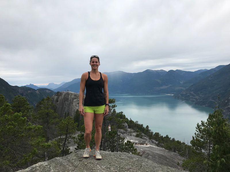 May Featured Athlete- Laura Barnes