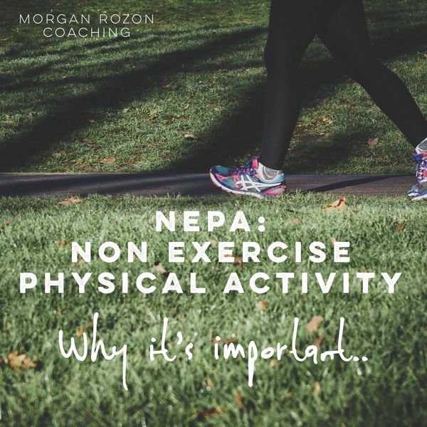 NEPA: Why You Should Do More Of It!