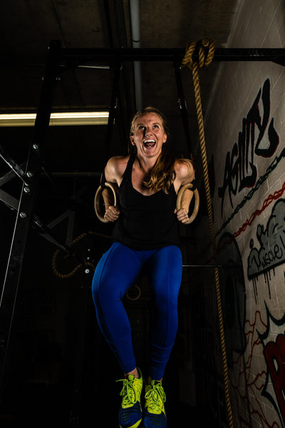 March Featured Athlete- Kathryn Logan