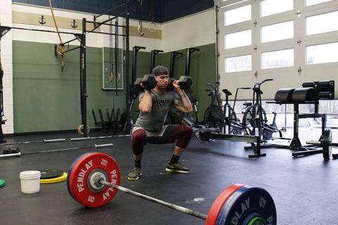 Curtis Juch CrossFit Open Anchored Athletics
