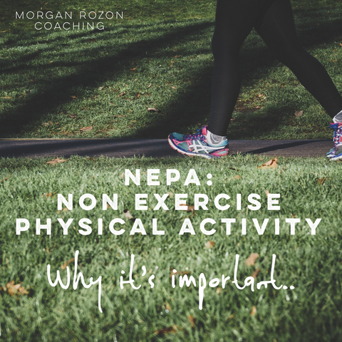 non exercise activity for weight loss