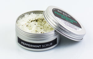 Peppermint Scrub