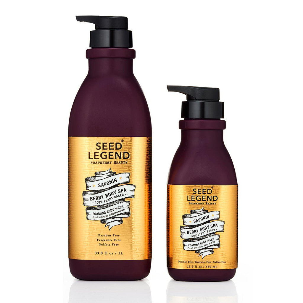 Soapberry body wash - Soap Free