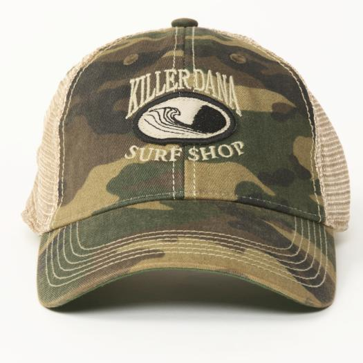 278f02fe6a7 Showcase Oval Patch Camo Hat