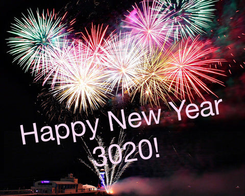 Happy New Year 3020