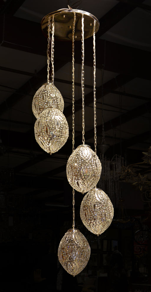 Crystalletto Chandelier