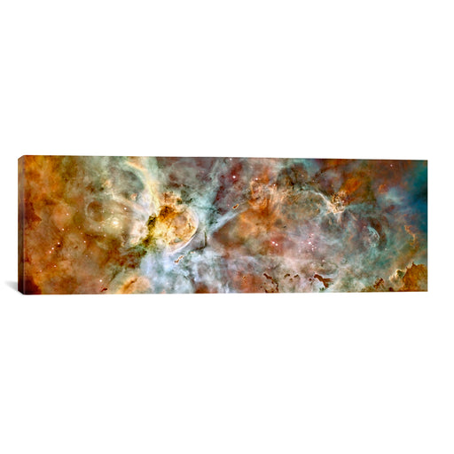 Carina Nebula (Hubble Space Telescope) by NASA Canvas Print - UNQFurniture