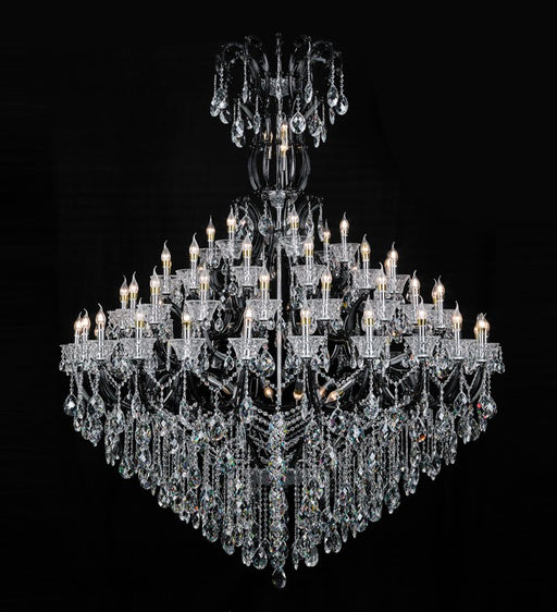 Crystal Palace 69 Light Chandelier