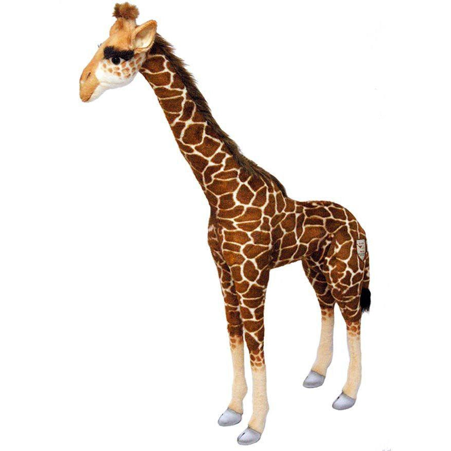 Giraffe 3-1/2 Ft. Tall Ride-On - UNQFurniture