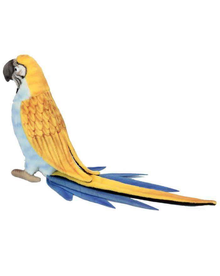 "Parrot Blue/Yellow 7"" - UNQFurniture"