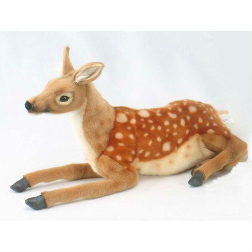 "Lying Down Deer 24"" - UNQFurniture"