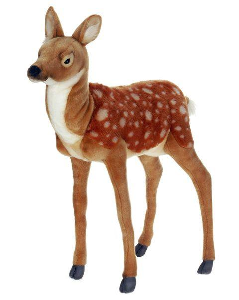 "Large Bambi Deer 32"" - UNQFurniture"