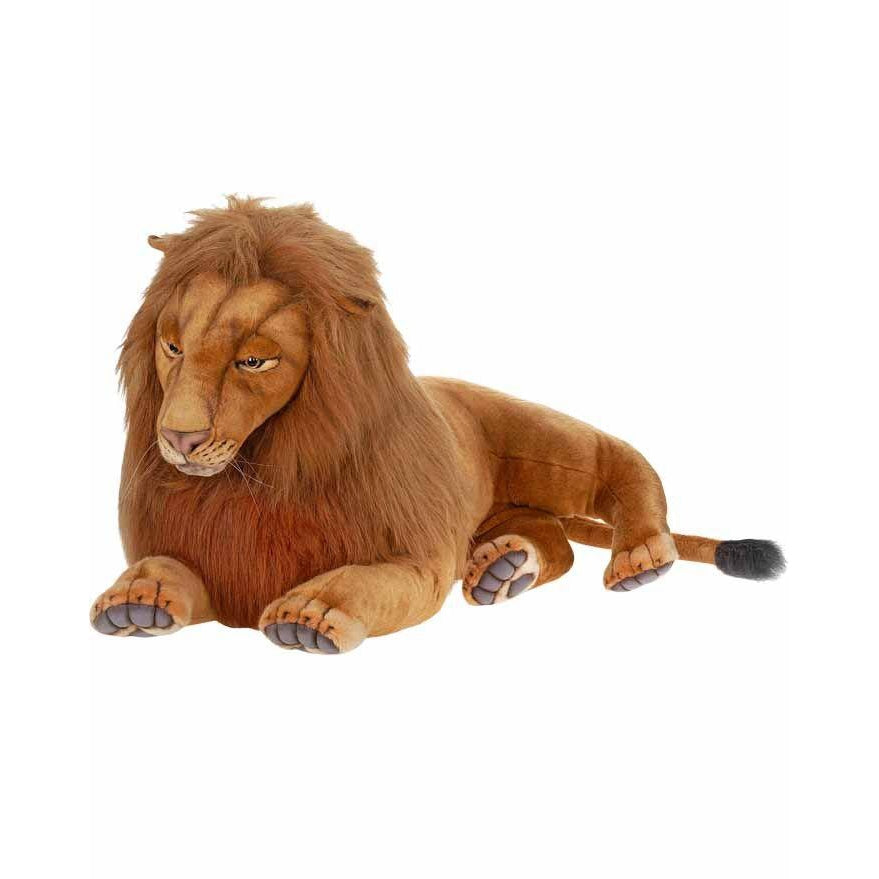 Lion, Male Large Lying - UNQFurniture