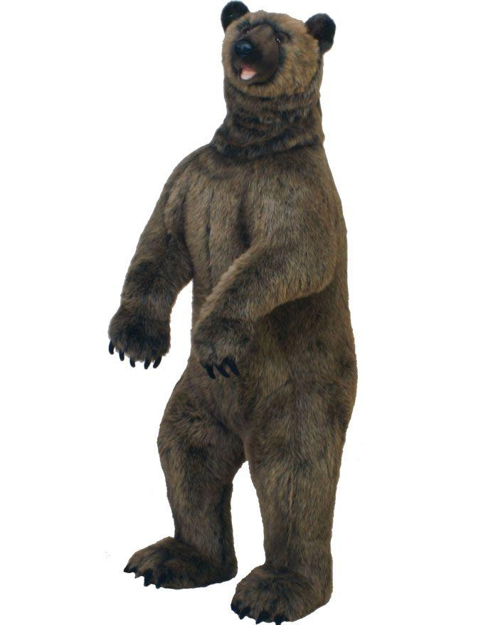 "Grizzly Bear Young 60"" - UNQFurniture"
