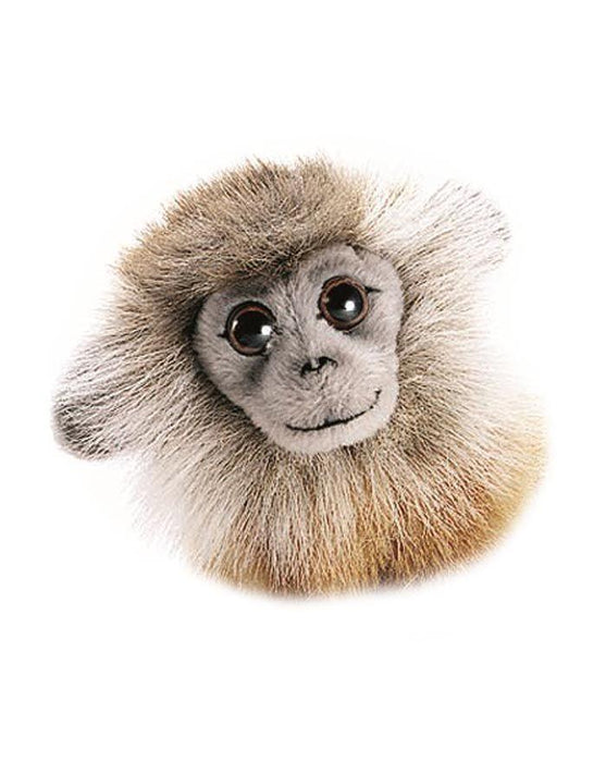 "Brown Leaf Monkey 7"" - UNQFurniture"