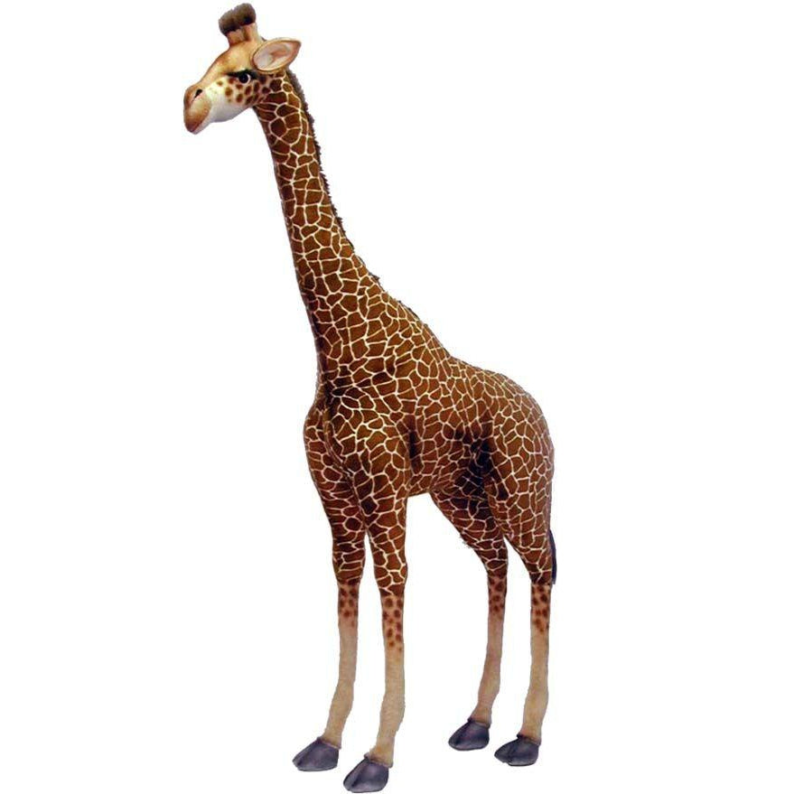 Giraffe, 5' Large Ride-On - UNQFurniture