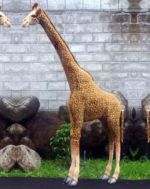 "Extra Large Giraffe 96"" - UNQFurniture"
