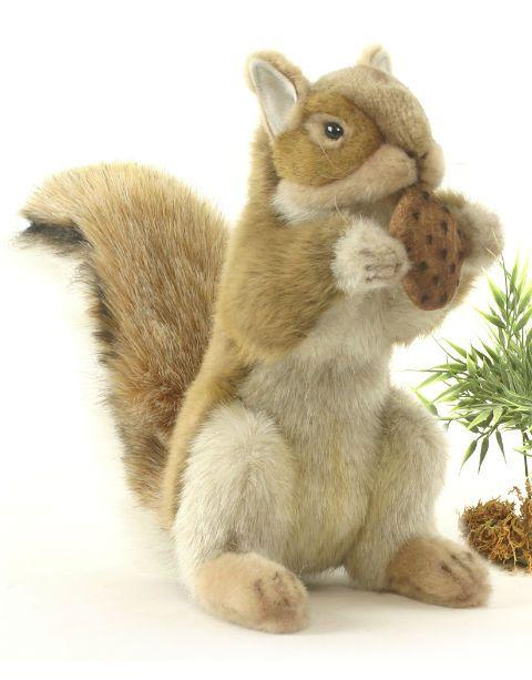 "Squirrel With Nut 9"" - UNQFurniture"