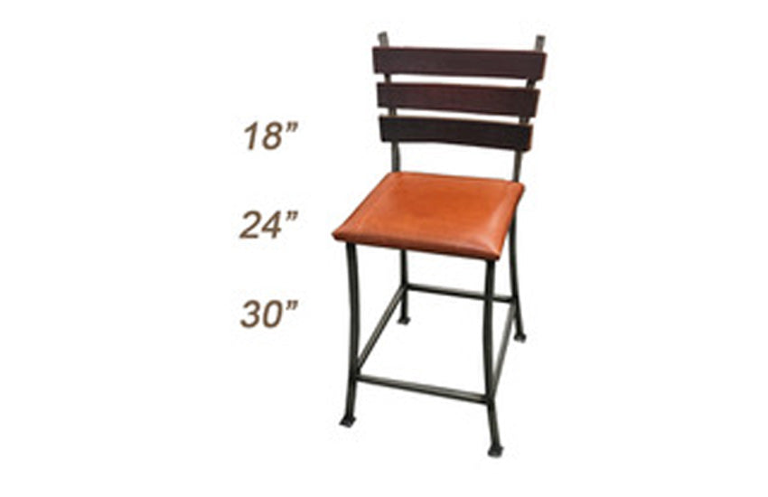 Dining Chair With Leather - UNQFurniture