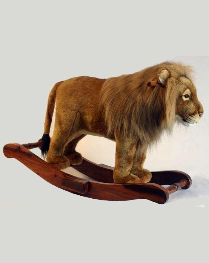 "Lion Rocker 32""L X 25""H - UNQFurniture"