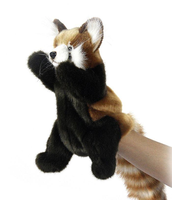 Red Panda Puppet 7'' - UNQFurniture