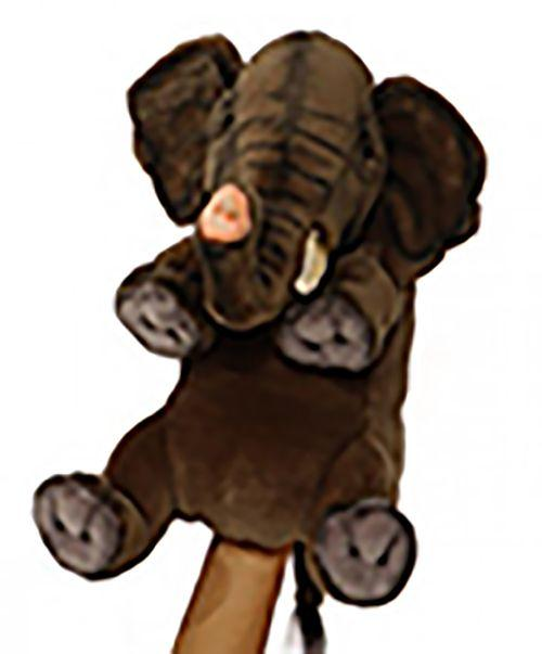 Elephant Puppet 9'' - UNQFurniture