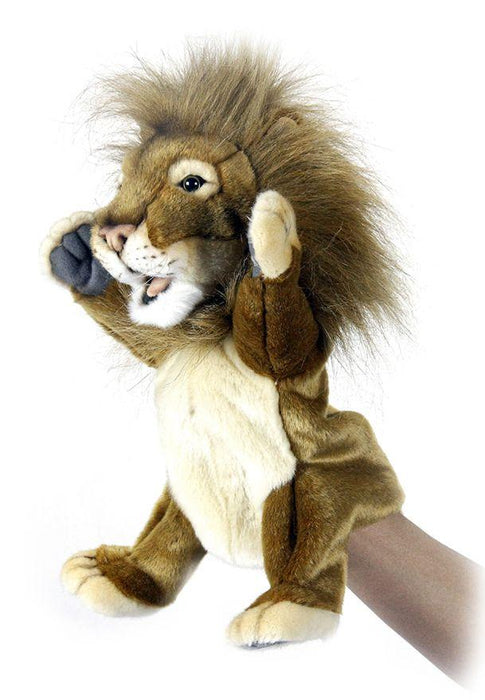 Lion Puppet 11'' - UNQFurniture