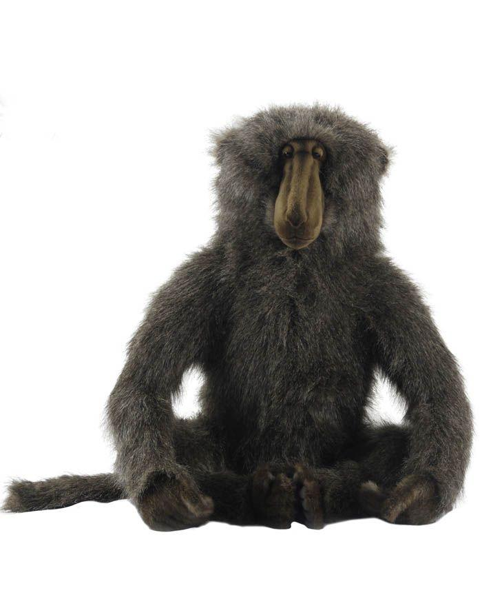 Baboon, Lg Adult 24'' - UNQFurniture