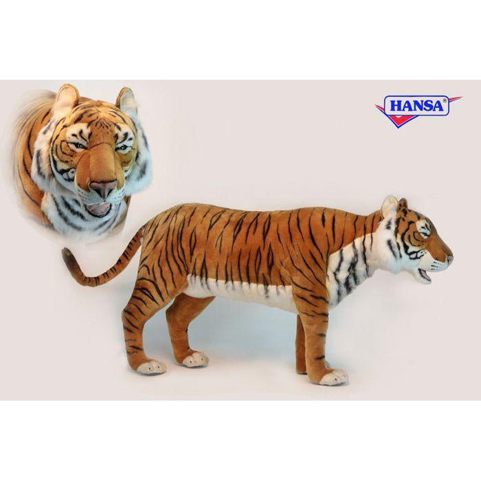 Tiger, Life Size Standing - UNQFurniture