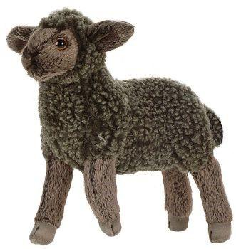 Little Lamb, Black 7'' - UNQFurniture