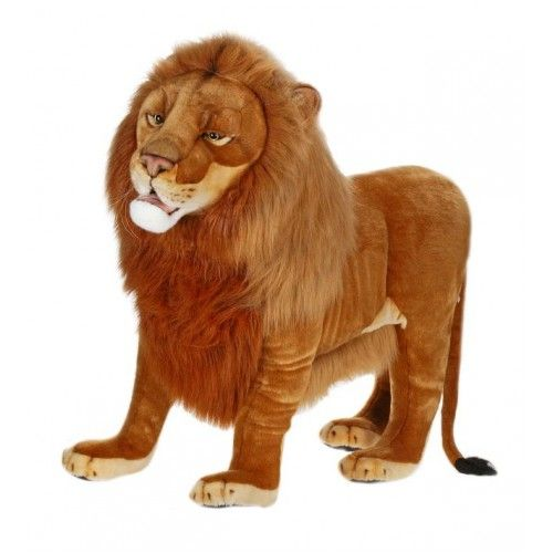 Lion, Male Ride -On (4731) - UNQFurniture