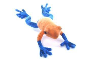 "Blue-Dart Tree Frog 7"" - UNQFurniture"