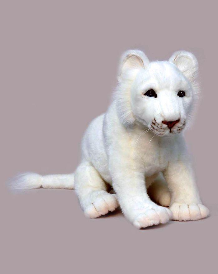 White Lion Cub 14''L - UNQFurniture