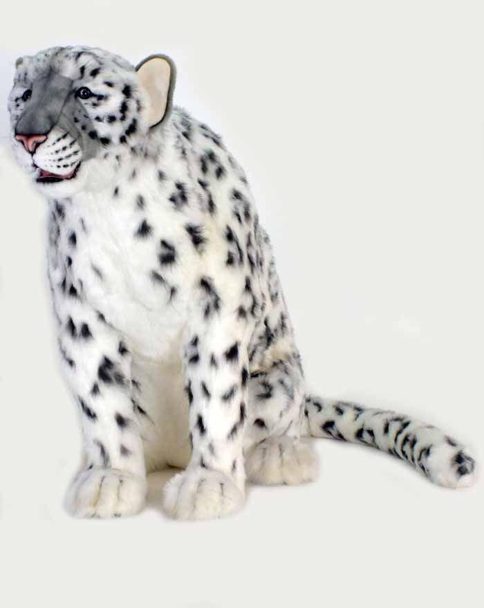 Snow Leopard 38'' - UNQFurniture