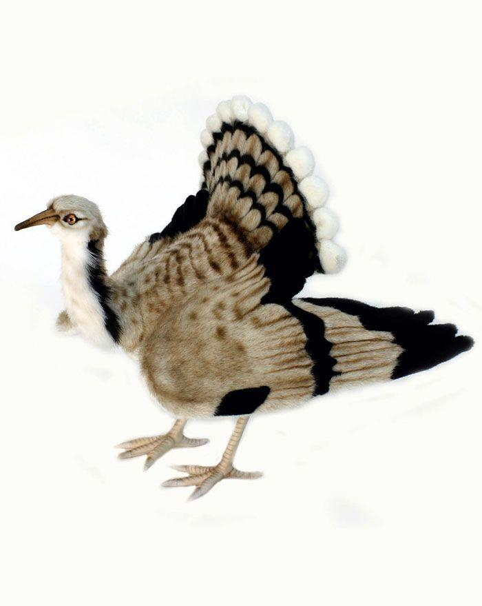 Houbara Bustard Bird16.5'' - UNQFurniture