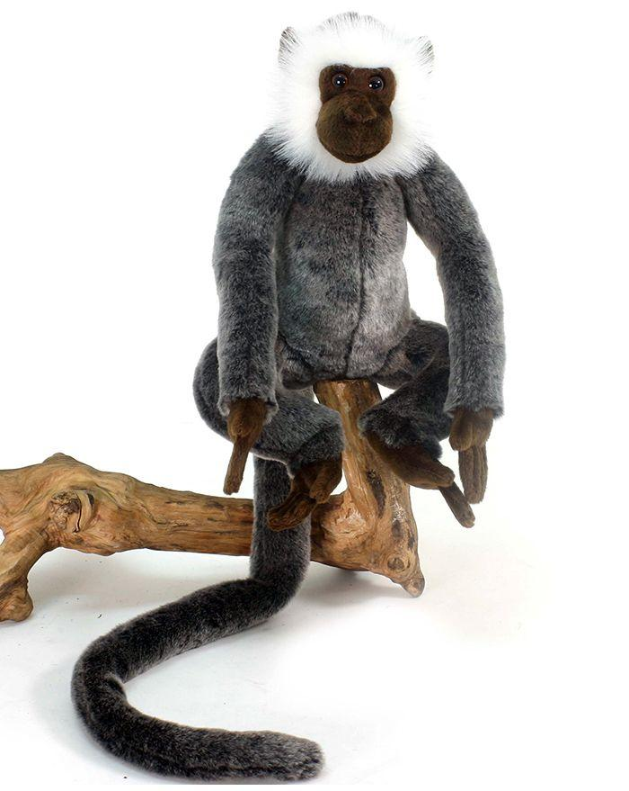 "Posable Jolly Monkey8""L - UNQFurniture"